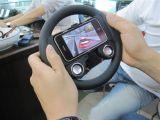 Игровой руль с динамиками для iPhone 4/4G/3G/3GS