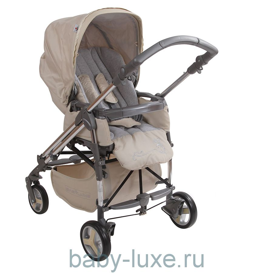 Коляска прогулочная Babylux Carita 205S