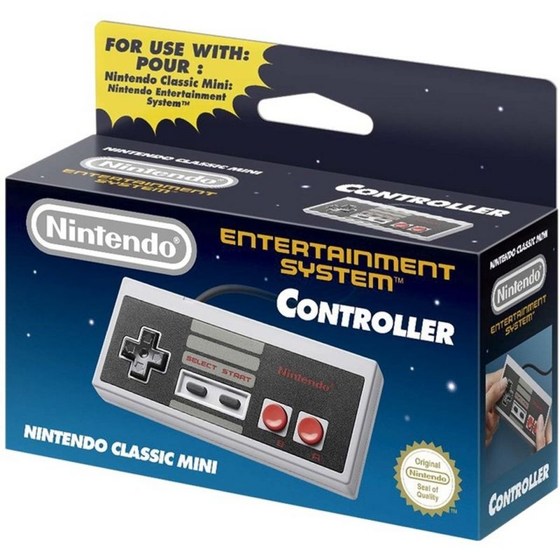 Nintendo Classic Controller Mini (Nintendo)