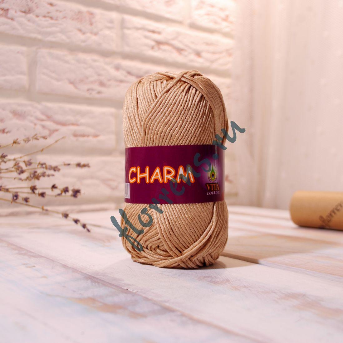 Пряжа Charm / 4178 бежевый
