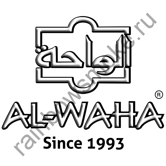 Al Waha 50 гр - Kiwi & Strawberry (Киви и Клубника)