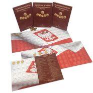 Набор планшетов Памятные монеты Республики Польша