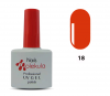 ГЕЛЬ-ЛАК NAILS MOLEKULA GEL POLISH №18 ЯРКИЙ КОРАЛЛОВО-КРАСНЫЙ 11ML