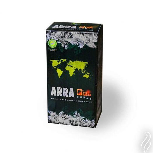 Уголь Натуральный Кокосовый  Arra Cubis 96 шт