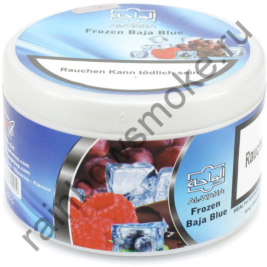 Al Waha 250 гр - Frosen Baja Blue (Замороженная Байя Блю)