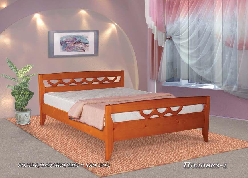 Кровать Полонез-1  | Альянс XXI век