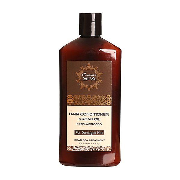 Кондиционер для поврежденных волос с маслом марокканского аргана Shemen Amour (Шемен Амур) 500 мл