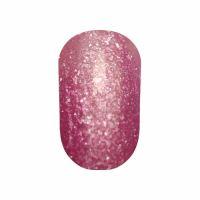 Гель-лак Tertio #180 (полупрозрачный розовый с шиммером), 10 мл