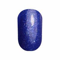 Гель-лак Tertio #181 (насыщенный синий с шиммером), 10 мл