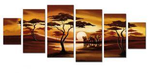 Вечер в Африке