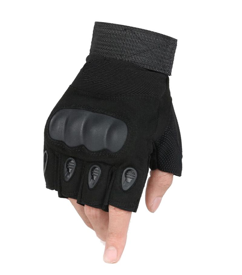 Перчатки Oakley с косточкой без пальцев