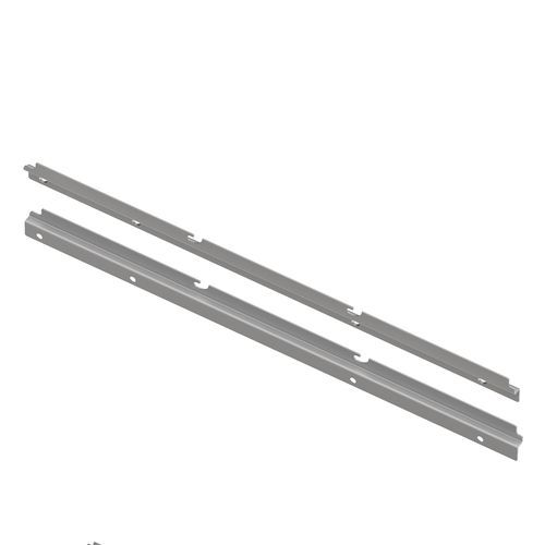Крепление боковое, комплект, серия 540, металлик (2 шт. в комплекте)