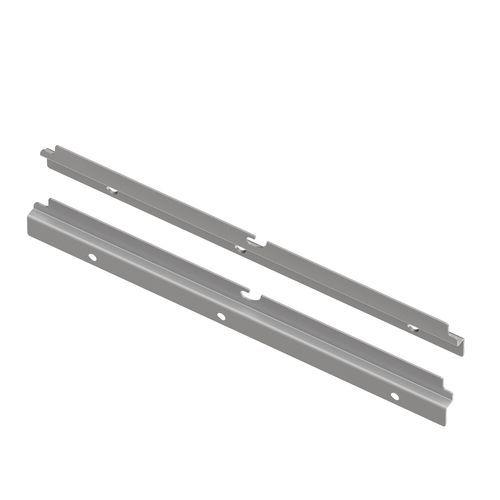 Крепление боковое, комплект, серия 360, металлик (2 шт. в комплекте)