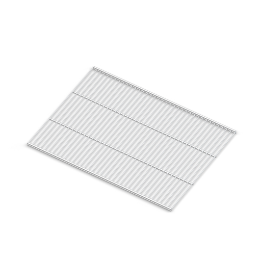 Полка проволочная, серия 460, L=550, белый