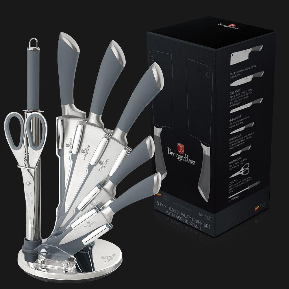 ВН-2109 Набор ножей на подставке 8 пр.