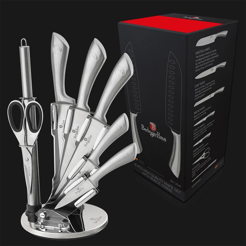 ВН-2041 Infinity Line Набор ножей на подставке 8 пр.
