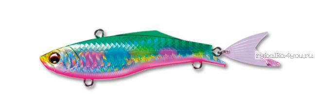 Купить Воблер Yo-Zuri Hardcore Fintail Vibe Артикул: F1021 цвет: SHMR/ 80 мм /24 гр
