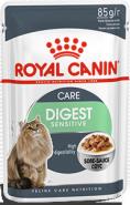 Royal Canin Digest Sensitive Влажный корм для кошек с чувствительным пищеварением (в соусе) (85 г)