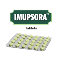 Имупсора Чарак Фарма против псориаза | Charak Pharma Imupsora Tablet