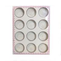Песок для дизайна белый, набор 12 шт