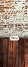 """Фон """"Brickroom"""" 3x1,5 (3,5x1,5 м)"""