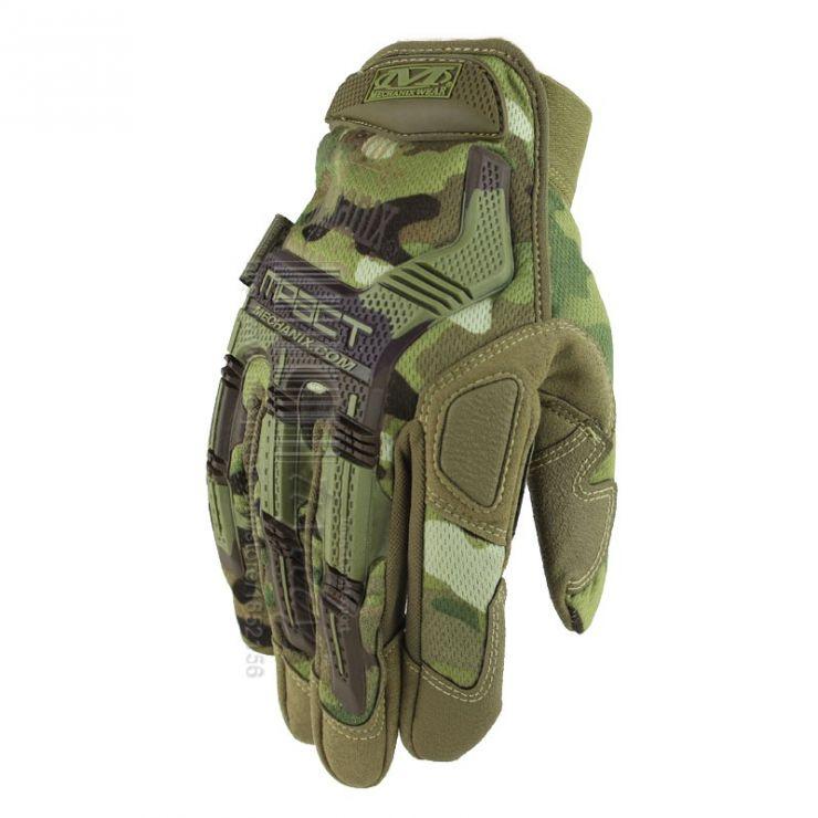 Перчатки Mechanix М-pact Camo