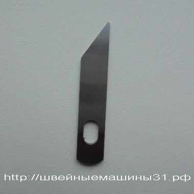 Нож нижний Brother 929; 1034 (Х77683001)     /    Цена 500 руб.