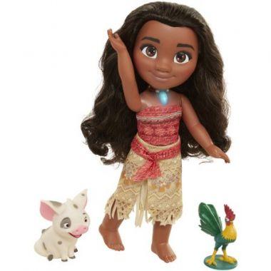 Набор поющая кукла Моана и ее друзья