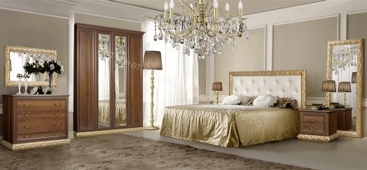 Спальня Тиффани  классика