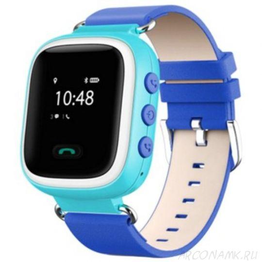 Умные детские часы Q60S с GPS Smart Baby Watch