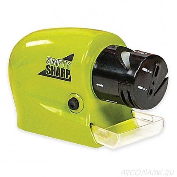 Ножеточка электрическая Swifty Sharp
