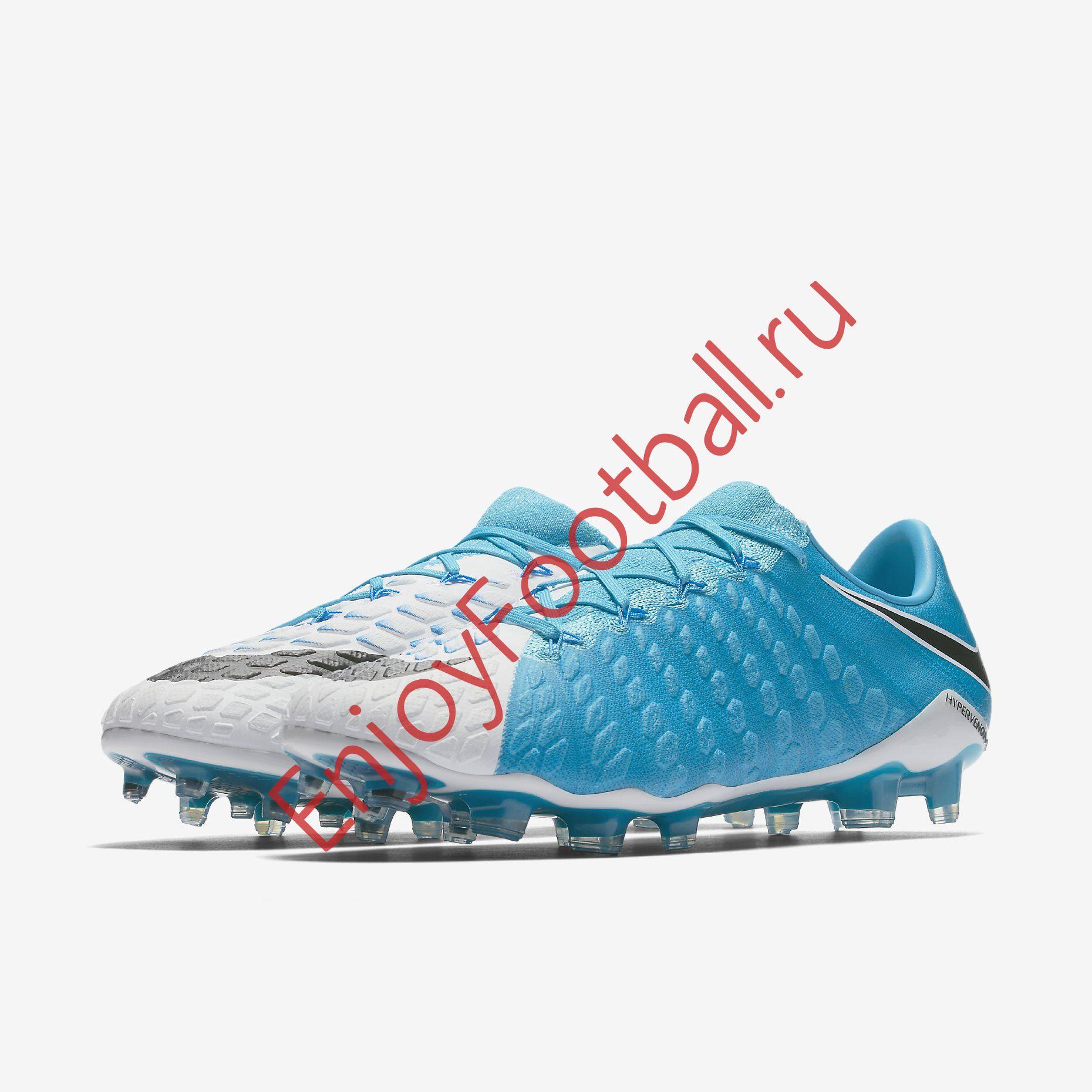 Бутсы NIKE HYPERVENOM PHANTOM 3 FG 852567 - купить бутсы Nike Гипервеном  Фантом недорого в Москве ... adb703475f6