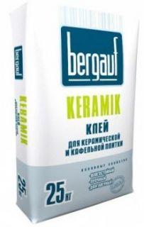 Клей плиточный Бергауф Керамик 25 кг
