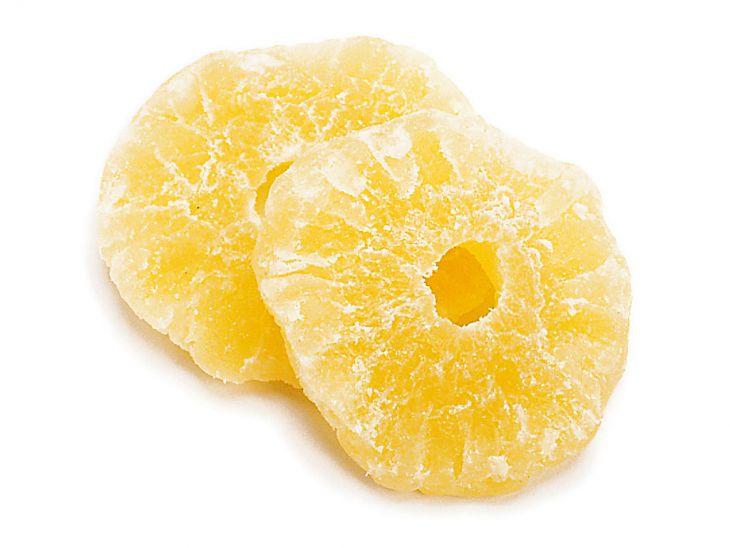 Кольца ананаса, кг