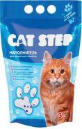 Cat Step Впитывающий силикагелевый наполнитель (3 л)