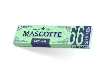 Сигаретная бумага MASCOTTE Slim Size Original
