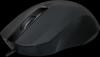 Проводная оптическая мышь MM-310 черный,3 кнопки,1000 dpi