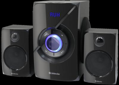 Акция!!! Акустическая 2.1 система X420 40Вт, Bluetooth, FM/MP3/SD/USB
