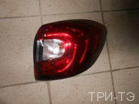 Рено Каптур фонарь правый внешний 265506738R
