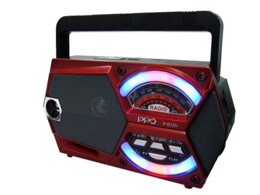 Радиоприёмник PPO P-033U сетев.(USB)