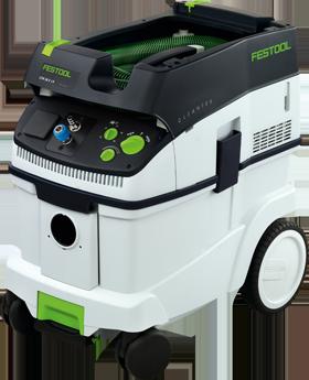 Пылеудаляющий аппарат CLEANTEX CTM 36 LE