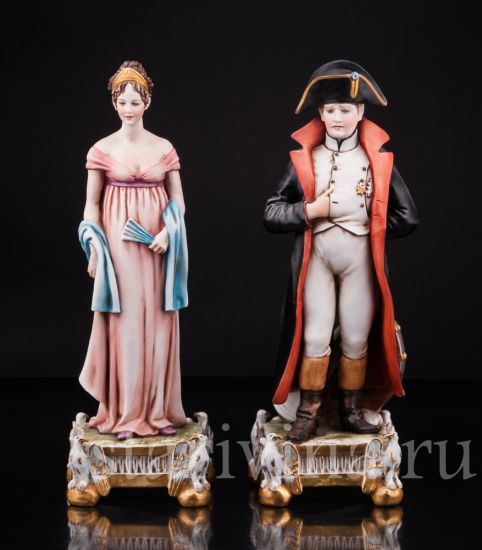 Изображение Наполеон и Жозефина, Tiche, Италия