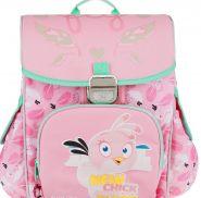 """Ранец Hatber """"Angry Birds. Stella"""", цвет: розовый   12809"""