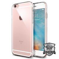 Чехол Spigen Capsule для iPhone 6/6S (4,7) прозрачный