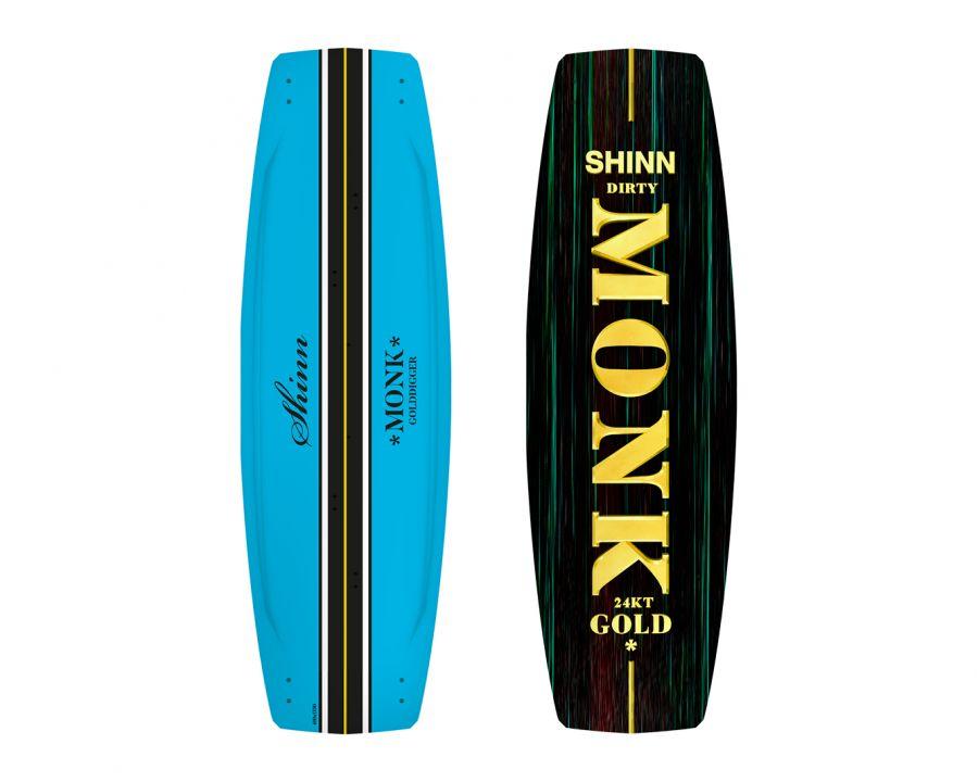 Кайтборд Shinn Monk Gold