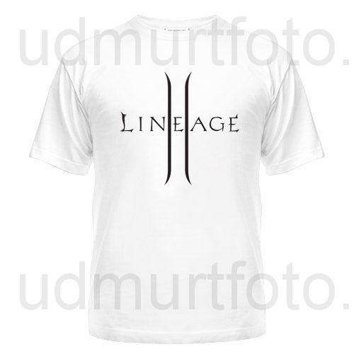 Футболка мужская Lineage II