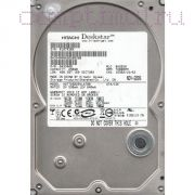 HDD десктопный (3,5'') 250GB/7200RPM — Hitachi HDT722525DLAT80