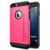 Чехол Spigen Slim Armor S для iPhone 6/6S (4.7) розовый