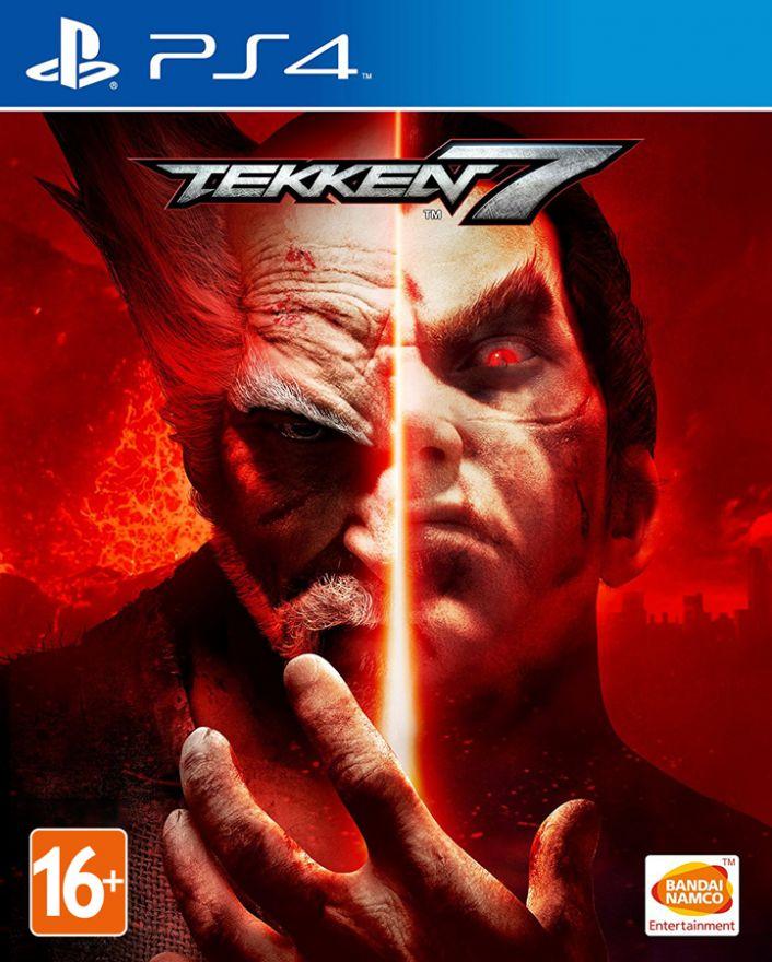 Игра Tekken 7 (PS4, PS VR)