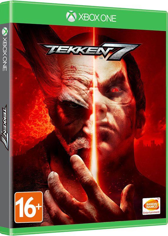 Игра Tekken 7 (Xbox One)